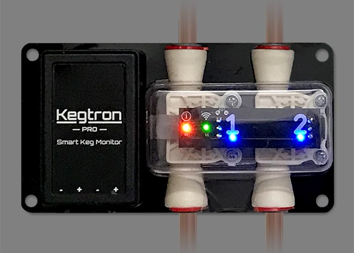 Kegtron Smark Keg Monitoring system